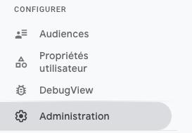 ajouter utilisateur Google Analytics